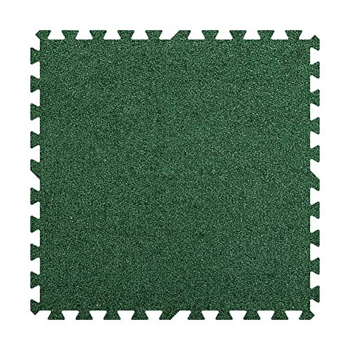 MAHFEI-tapis puzzle en mousse Fourmilière Enfant Rampant Garder Au Chaud Protection Contre Le Froid Facile À Nettoyer Salon 6 Couleurs Combinaison Libre (Color : Green - A, Size : 30PCS)