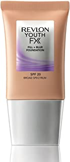 Revlon Youth FX Fill + Blur Foundation SPF20-330 Natural Tan
