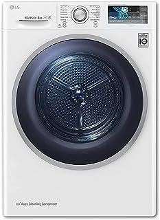 Bruni Skärmskydd är kompatibel med LG RT8DIH1Q Film, kristallklart Skyddsfilm (2X)