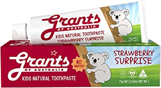 Grants Kids Toothpaste: Strawberry Surprise, 75 grams