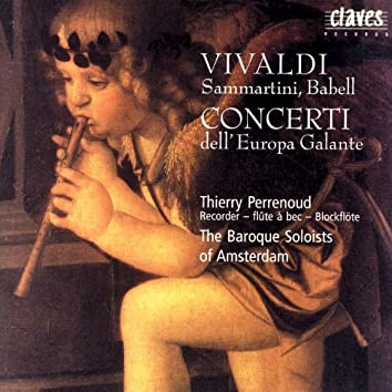 Baroque Concertos for Recorder and Strings