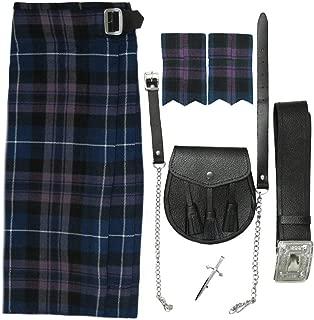 Tartanista Mens Honour Of Scotland 5 pc Kilt Kit Outfit