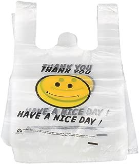 Best smiley face plastic bag Reviews
