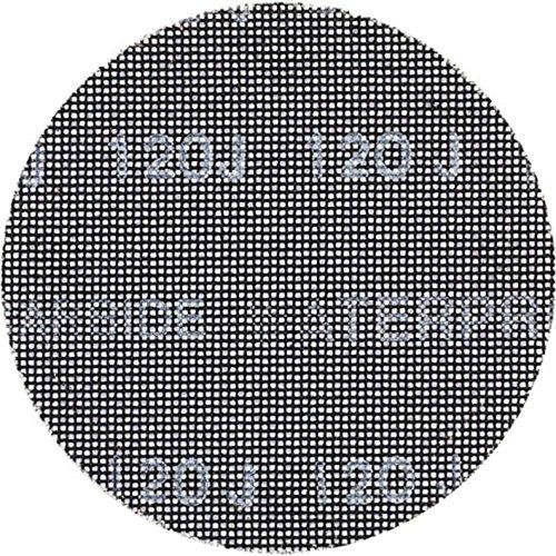 Dewalt Schleifgitter Extreme (240er Krönung, 225 mm Ø, mit Klettfix, für den Einsatz auf Exzenterschleifern, 5 Stück) DTM8566