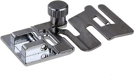 SODIAL 1 pz Elastico Cord Band Fabric Stretch Domestic Macchina da cucire Piedino a scatto Snap on Strumenti di cucito Accessori per cucire DIY
