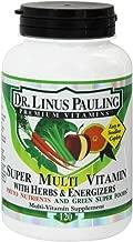 Dr. Linus Pauling Super Multi Vitamin - 120 Caplets