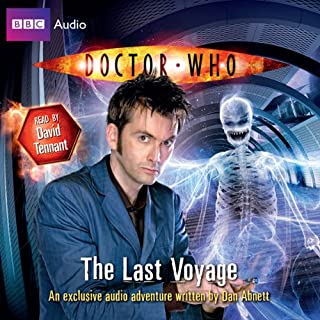 Doctor Who: The Last Voyage cover art