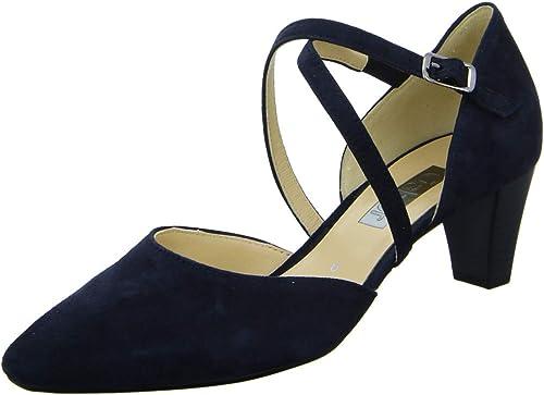 Gabor Femme Femme Femme CalFaible Suede Chaussures 70b
