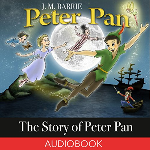 The Story of Peter Pan copertina
