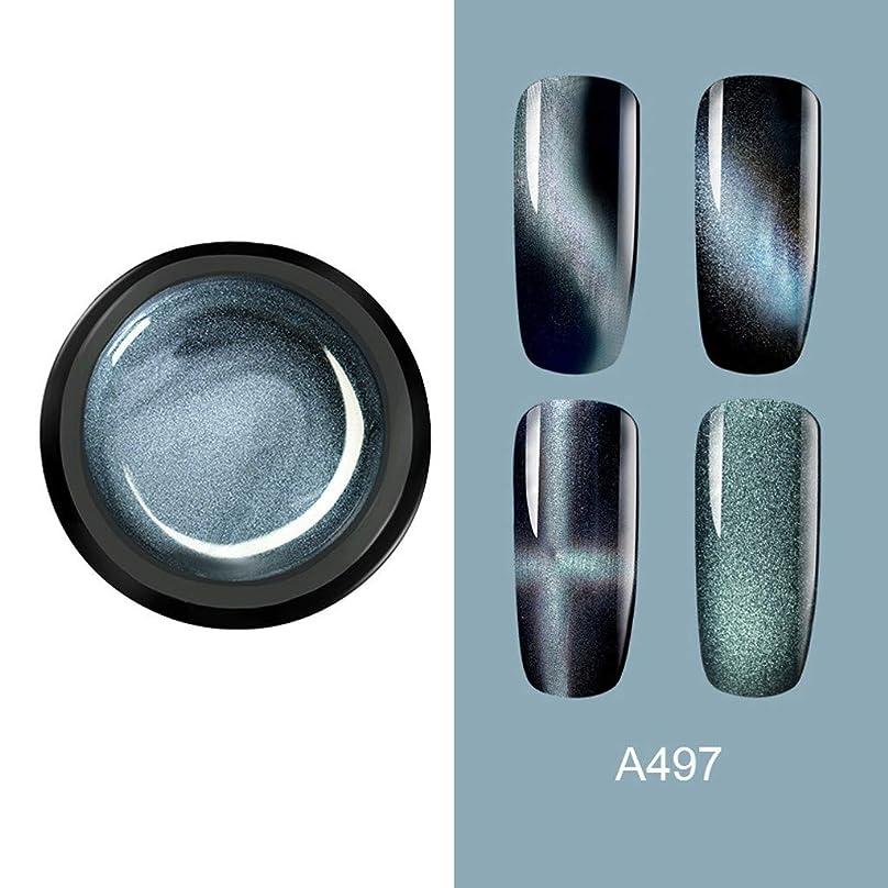 粘土気楽なセラーネイルポリッシュジェルネイルネイルオイルマニキュア,メタリック5DキャットアイポリッシュジェルシャイニースターリースカイソークオフアートネイルUVポリッシュ, Uamaze ビューティー ネイル ネイル道具 ケアツール ネイルデザイン ネイルアートツール メイク道具 ネイルアートパーツ マニキュア,長持ち、使いやすい、水性、無害、環境にやさしい