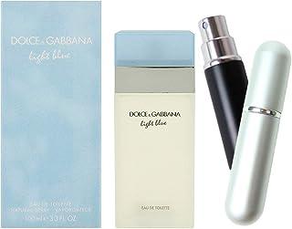 【アトマイザー付き】 DOLCE&GABBANA ドルチェ&ガッバーナ 香水 EDT SP 100ml D&G ドルガバ ライトブルー レディース メンズ
