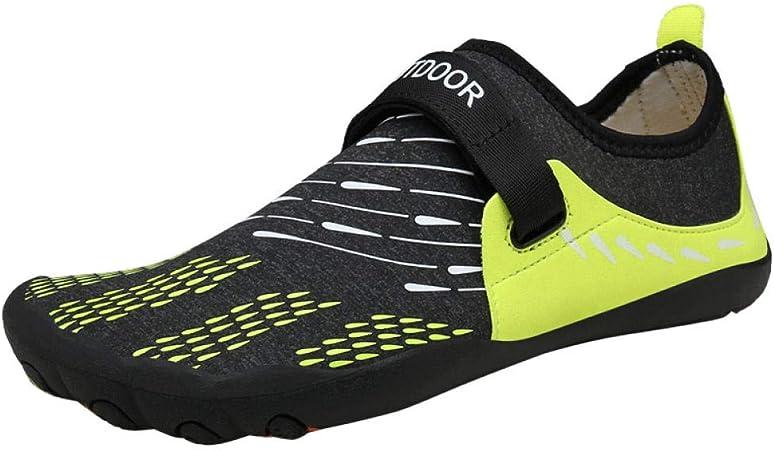 B/H Zapatos de Snorkel para Nadar,Escarpines de Playa,Zapatos ...