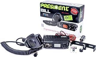 Président TXPR001 Bill ASC Radio CB ASC, ASQ, 4W, 13.2V