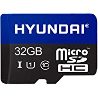 3-Pack Hyundai SDC32GU1 32GB UHS-I / Class 10 600x MicroSDHC Memory Card