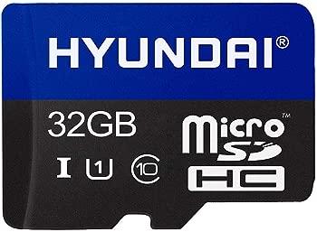 3-Pk. Hyundai SDC32GU1 32GB MicroSDHC Card