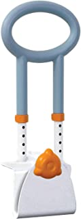 Drive Medical Clamp-on, Height-Adjustable Tub Rail, White