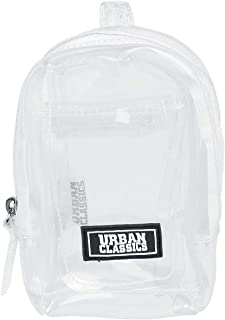 Urban Classics Transparent Mini Bag with Hook Cartera Transparente