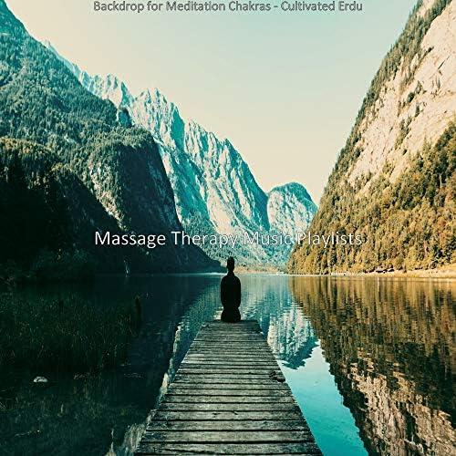 Massage Therapy Music Playlists