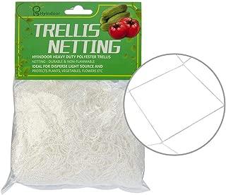 HYINDOOR Heavy Duty Trellis Netting Plant Support Net, Trellis Net (5×30ft)