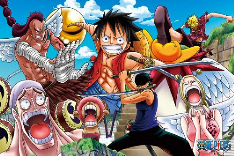 One Piece 1000 Piece sky island Skypiea 1000313