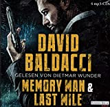 Memory Man & Last Mile (4mp3-CDs)