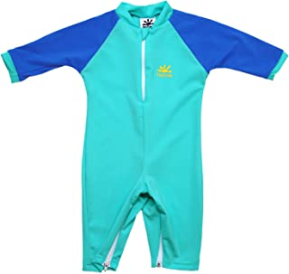 Fiji Sun Protective Baby Swimsuit in Your Choice of Colors - UPF 50+
