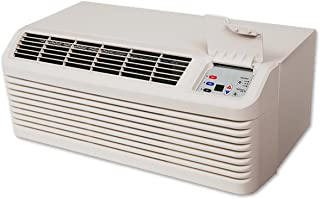 Amana PTAC 12,000 BTU Heat Pump Unit 3.5kW Back up Heater, PTH123G35AXXX