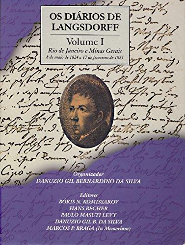 Os diários de Langsdorff - Vol. 1 (Portuguese Edition)