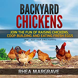 Backyard Chickens cover art