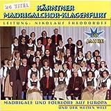 Fünfzig Jahre Kärntner Madrigalchor Klagenfurt
