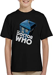 Classic Tardis Kid's T-Shirt