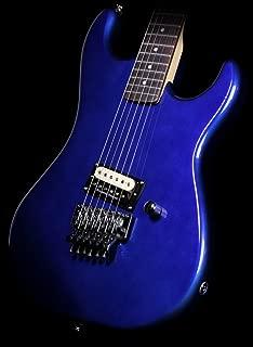 Kramer Baretta Vintage Electric Guitar (Candy Blue)