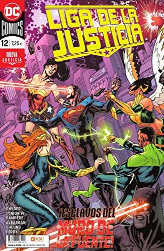 Liga De La Justicia núm. 90/ 12 (Liga de la Justicia (Nuevo Universo DC))