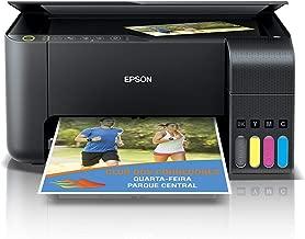 Impressora Multifuncional, Epson, EcoTank L3150, Tanque de