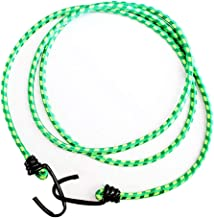 VNC High Strength Stretchable Elastic Rope/Bungee Cord for Hanging Clothes, Tying Behind Bikes etc (Size- 2m + Expandable) (Assorted Colour Available) Adjust Anywhere with Hook (1)