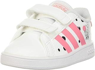 adidas Grand Court K, Scarpe da Ginnastica Unisex-Bambini