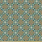 ABAKUHAUS Arabisch Stoff als Meterware, Alte Narzissen