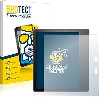 BROTECT Antireflecterende Glas Screenprotector compatibel met Amazon Kindle Oasis 2019 (10. Generatie) - Anti-Glare Besche...