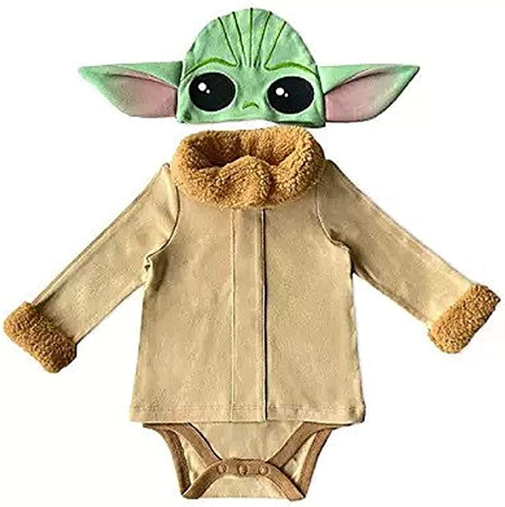 The Child Costume Bodysuit for Star Baby Max 48% Popular product OFF – Wars: Mandal