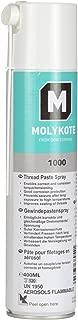Molykote 1000 Thread Paste Anti Seize Spray