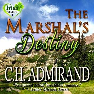 The Marshal's Destiny audiobook cover art