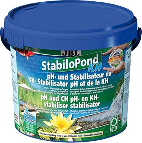 JBL StabiloPond 27320 pH-KH Stabilisator für Gartenteiche, 5 kg
