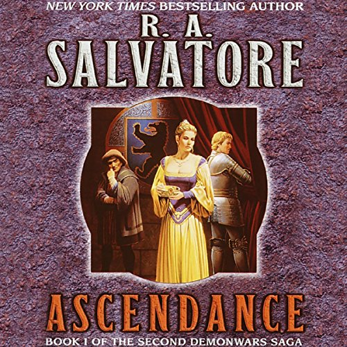 Ascendance audiobook cover art