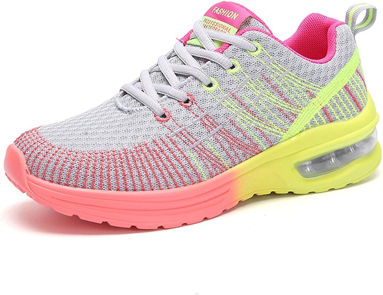 SUSHAN Women Running shoes Mesh Fashion Sneakers Women Sport shoes Breathable Walking shoes