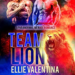 Team Lion audiobook cover art
