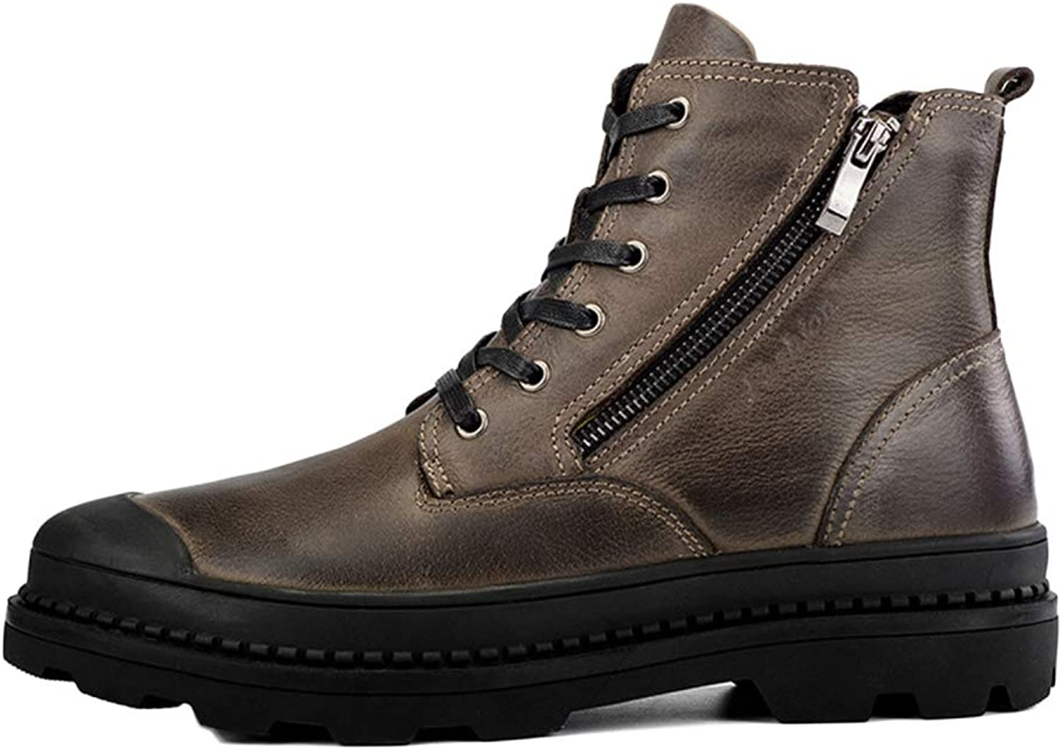 Men's Boots Safety Boots Waterproof Trainers shoes High Help Martin