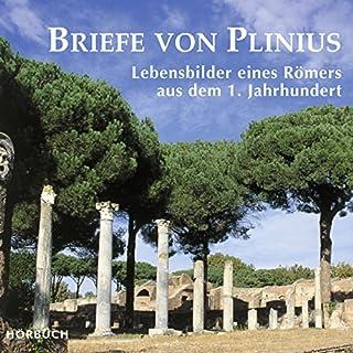 Briefe von Plinius: Lebensbilder eines Römers aus dem 1. Jahrhundert Titelbild