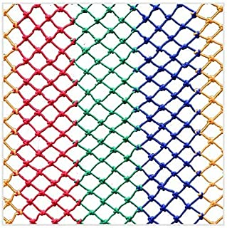 Nylon Safety Protective Net Outdoor protective net, Garden decoration net, Cat safety balcony net, Bar ceiling decoration ...