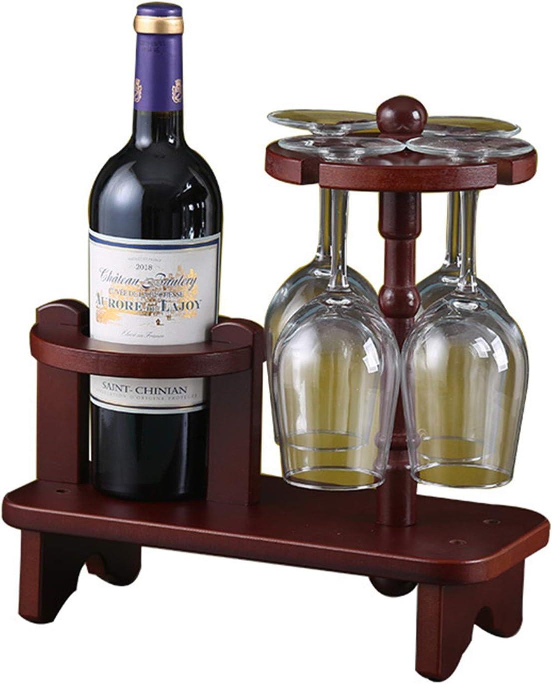 ROBDAE Decorative 5 ☆ very popular Wine Rack Ranking TOP3 Creative Gla Mushroom