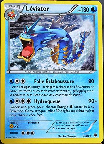 Pokemon Carte 23/83 Léviator 130 PV